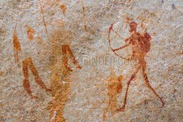 Sevilla Bushman Rock Art Trail Cederberg Mountains RSA