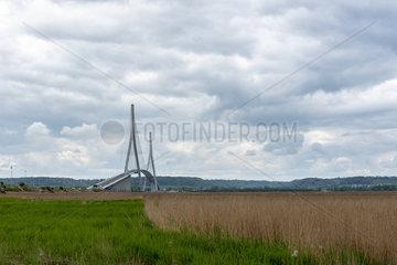 Normandy Bridge  France