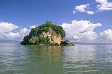 Ilet in NP Los Haïtises in Dominican Republic