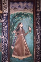 Traditional painting the Rajasthan [AT]