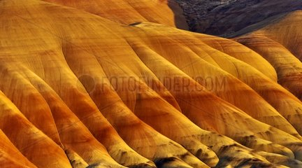 The Painted Hills - John Day Fossil Beds National Monument