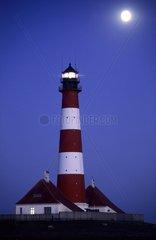 Lighthouse Leuchttuerme Wattenm Germany