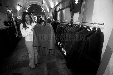 Cloth Vicuna wool factory Incalpaca Arequipa Peru