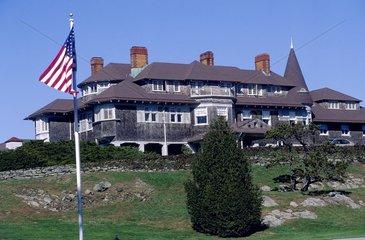 Rhode Island  maison de la famille kennedy