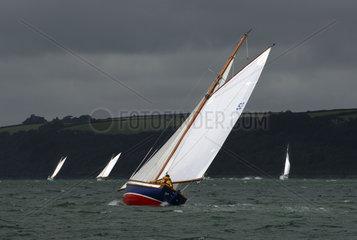 Cornwall  Falmouth Regatta