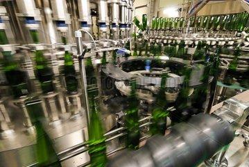 bottle in the cellar Jean Geiler Ingersheim