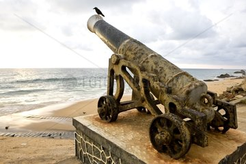 Canon to the Indian Ocean Colombo Sri Lanka
