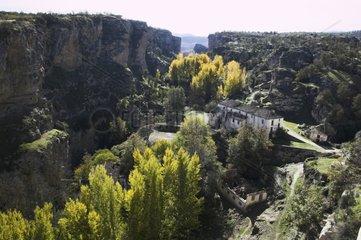 Alhama de Granada Andalucia Spain