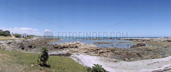 Gansbaai beach South Africa