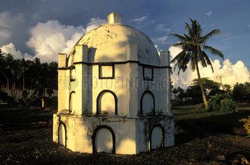 Tomb near Apia