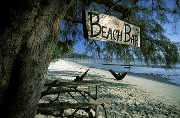 Ko Chang beach bar