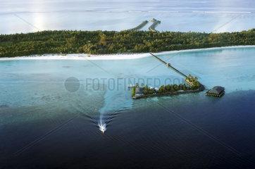 Maldives  Sun island resort