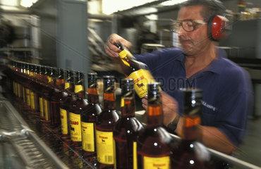 The Osborne bottling plant