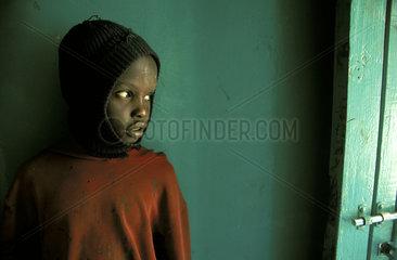 Nairobi  homeless child