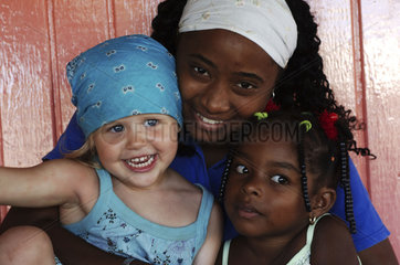 Netherlands Antilles  Bonaire  a daycare centre