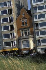 Oostduinkerke  boulevard