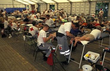 Nimwegen  the four day marches  first aid