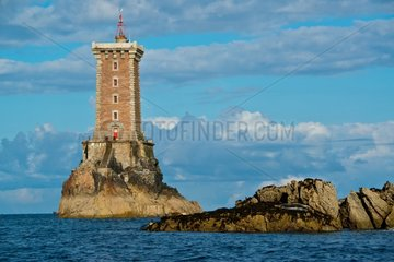 Triagoz lighthouse - Brittany France