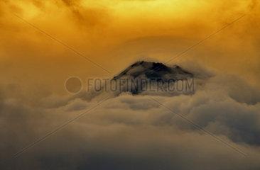 Teide Volcano  Teide National Park  Island of Tenerife  Canary Islands.