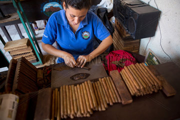 Don Elba cigar factory