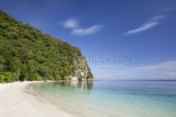 Batu Putih Beach - Alor Indonesia