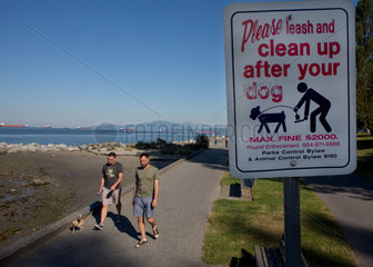 rules for dog owners in Vancouver