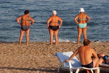 Tourisme balnéaire Kemer Turquie
