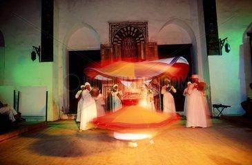 Derviches Tourneurs au Caire  soufis