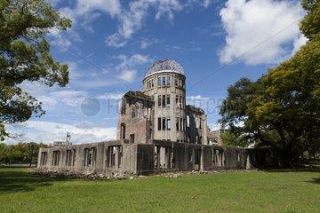 A-bomb Dome - Hiroshima Japan