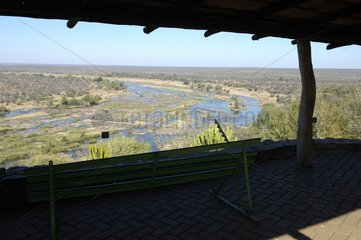Panoramic point of view on the Olifant River