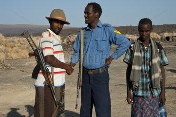 Afar tourist guides in Ethiopia