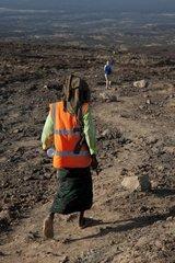 Afar militia ensuring the safety of tourists in Ethiopia