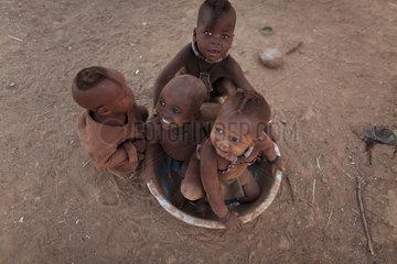 Himba tribe