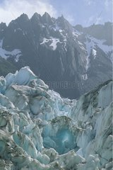 Beagle channel glaciers Chile