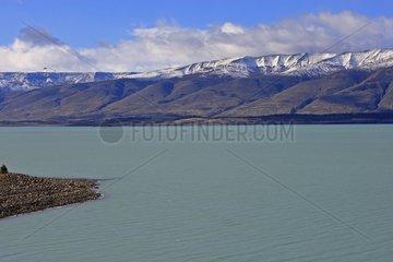 Rivage Peninsula Magallanes Patagonia Argentina