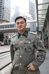 nazi fascist in Hongkong