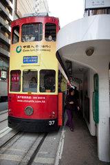 public transport in Hongkong