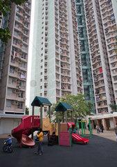 playground in Hongkong