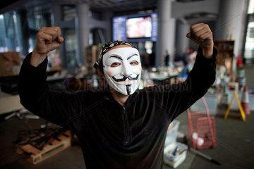 occupy movement in Hongkong