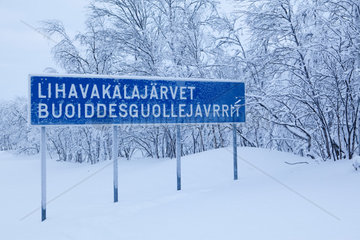 name of village in Finland