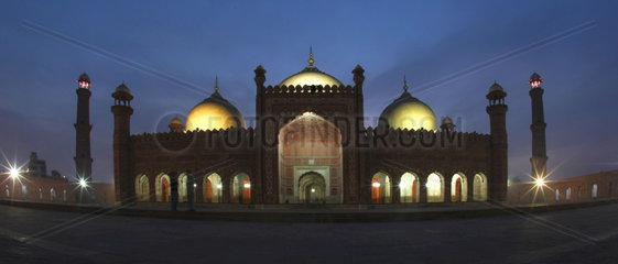 Pakistan-mosque