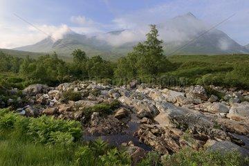 Glen Etive - Highland Scotland UK