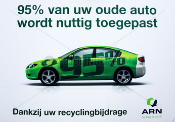 car recycling plant