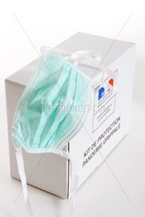 Protection materials and mask against influenza pandemic