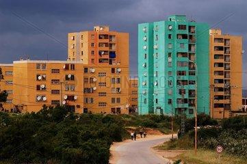 Immeubles à Fil Fila Guerbes Algérie