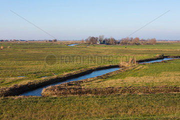 reclaimed land in the netherlands