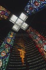 Cathédrale métropolitaine  inaugurée en 1976