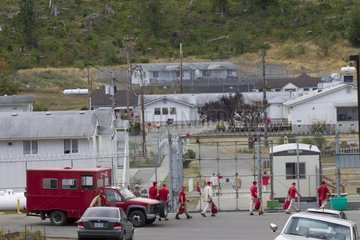 Prisoners receiving 'Sustainibility in prison' - USA