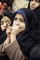 Commemoration of died of the immam by the Shiites Teheran