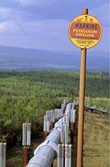 Panel warning on oil pipeline across Alaska